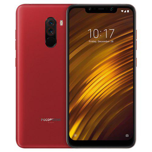 Xiaomi Pocophone F1 6.18 inch 4G Smartphone Global Version 6GB of RAM 128GB of ROM