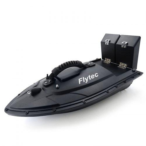 Flytec HQ2011 - 5 Smart RC Fishing Bait Boat Toy US Plug