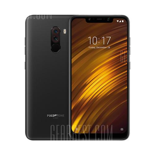 Xiaomi Pocophone F1 6.18 inch 4G Phablet Global Version - Start actie 11.07. 10: 00