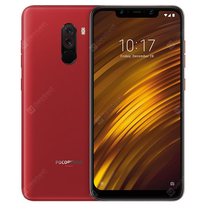 Xiaomi Pocophone F1 4G Phablet Global Version 6GB RAM RED 6+64G
