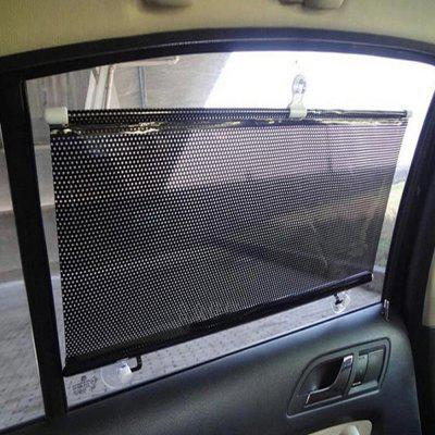 Car Retractable Sun Visor Sunshade Curtain