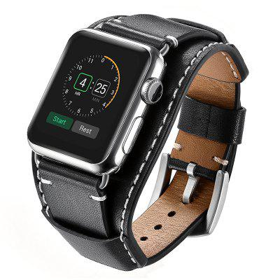 Leather Female Watchband for 38mm Apple Watch