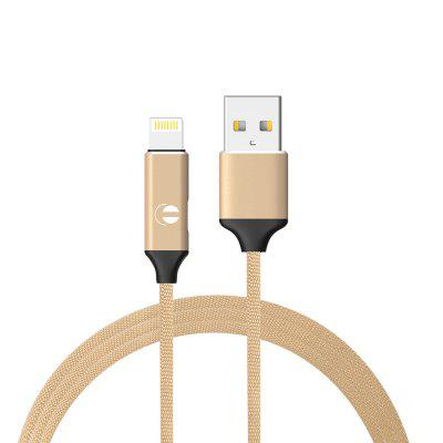 1m Multifunction USB Data Cable for iPhone 7 / 8 / 9