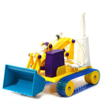 DIY Engineering Vehicle Assembly Science Intelligence Toy