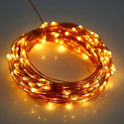 Gearbest Only $0.99 for Utorch 5m 50-LED Decoration String Light promotion