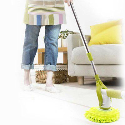 Electric Rotary Mop Household Cleaning Brush
