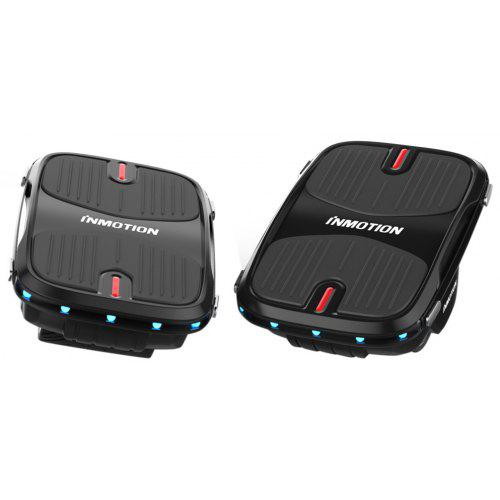 INMOTION X1 Electric Balance Wheel Hovershoes 2pcs | COUPON CODE: GB6702