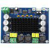 XH - M543 Placa de amplificador de audio digital de doble canal - MULTICOLOR-A