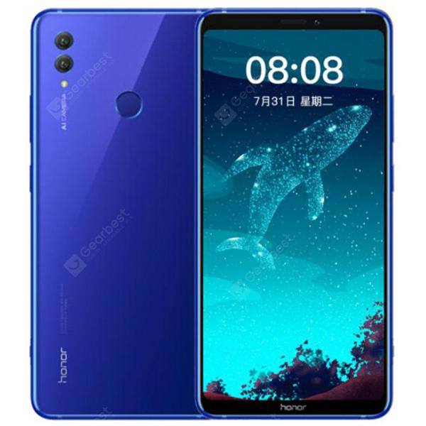 HUAWEI Honor Note 10 6.95 inch 4G Phablet English and Chinese Version - BLUE  6+128GB