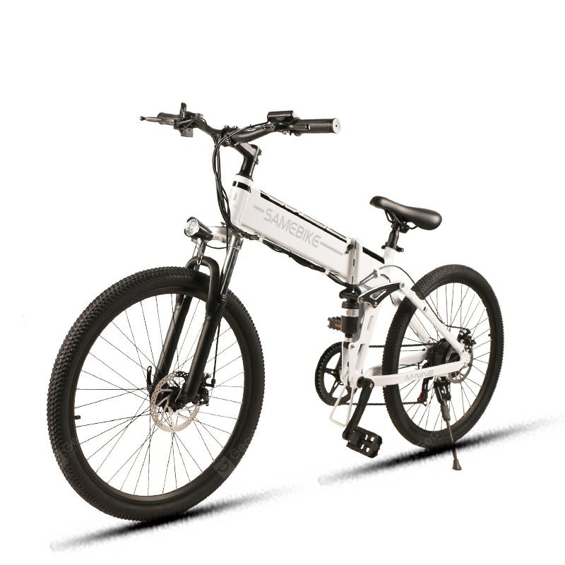 Samebike LO26 Smart Folding Moped Electric Bike E-bike