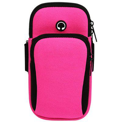 Outdoor Sports Running Hiking Mobile Phone Arm Bag