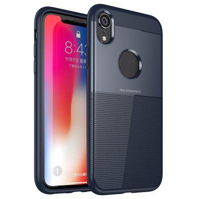 TPU + PC Phone Case with Air Bag for iPhone XR