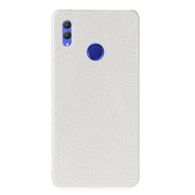 ASLING Crocodile Grain PU + PC Protective Phone Case for HUAWEI Honor Note 10