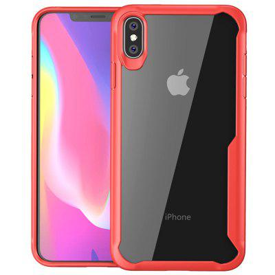 Légzsák Anti-drop TPU puha tok iPhone XS max