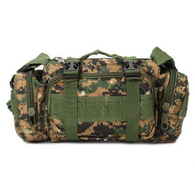 Outdoor Tactical Bag Waist Pack Hiking Military Sling Bag