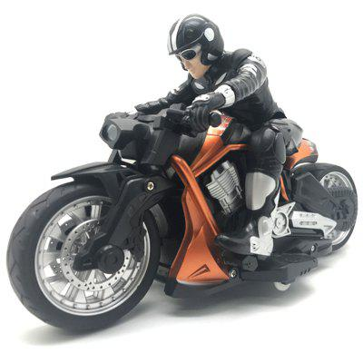 Yuandi 2.4G 1/10 RC Motorcycle Toy