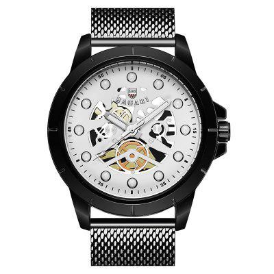 BAGARI 1685W Waterproof Male Quartz Watch