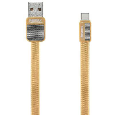 Remax RC - 044a Type-C USB Metal Data Transfer Charging Cable