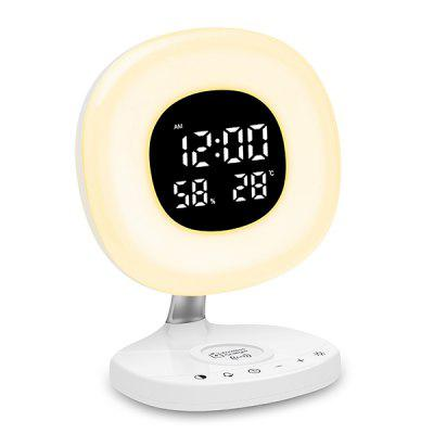 D7 Wireless Charging Wake Up Light for Home Use