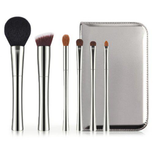 U602 - B - XM Exquisite High-end Makeup Brush from Xiaomi youpin 6pcs