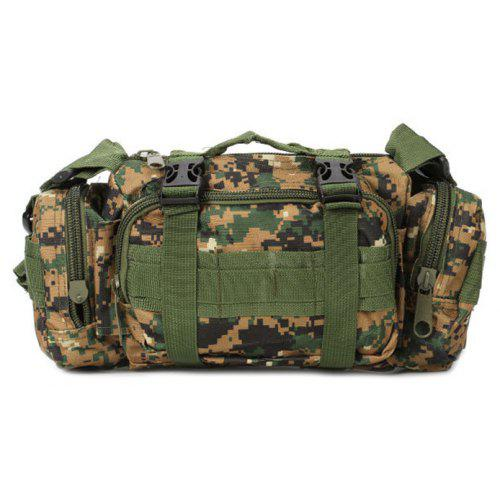 25aa14bd8926 Outdoor Tactical Bag Waist Pack Hiking Military Sling Bag -  13.55 ...