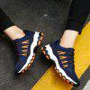 Fashionable Durable Comfortable Sneakers for Men - DEEP BLUE
