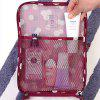 Multifunctional Double-layer Storage Bag - RED WINE