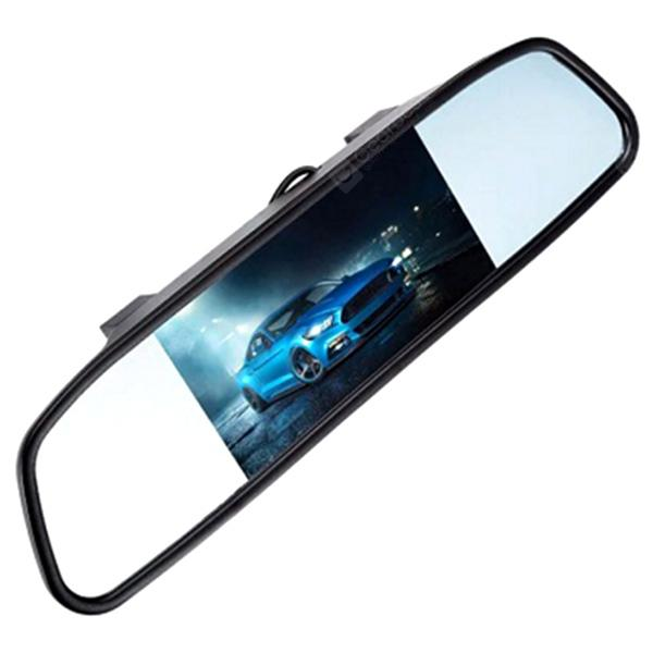 KELIMA 618F 4.3 inch Car Rear View Monitor - BLACK