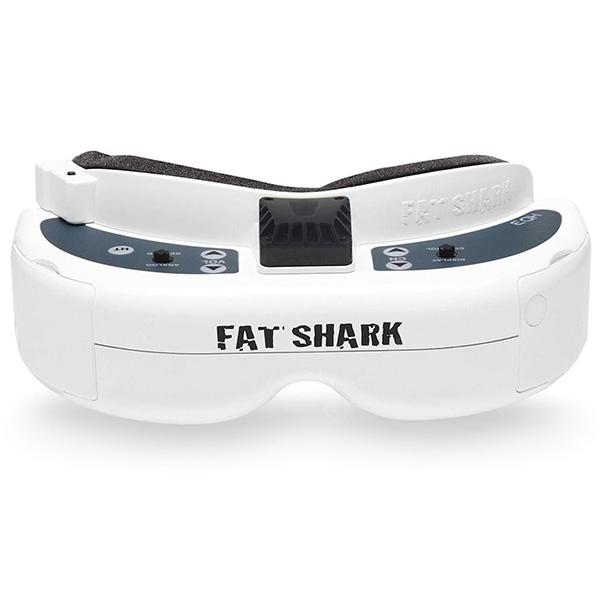 ChinaBestPrices - Fatshark Dominatore HD3 Core 3D FPV Occhiali