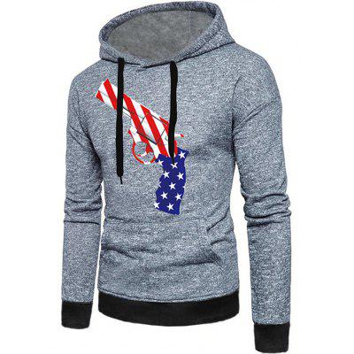 Men's Fashion Sports Casual Hooded Hoodie
