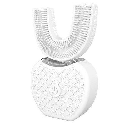 Auto 360-degree U-shape Electric Toothbrush Sonic Mouth Cleaner