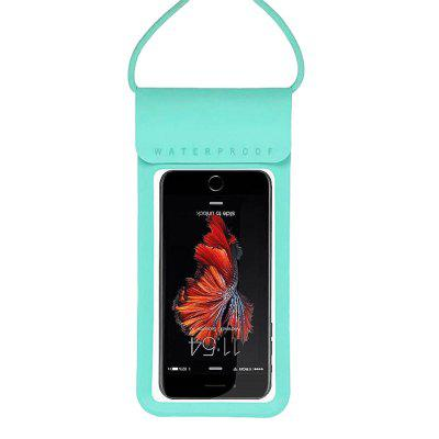 Creative Portable Outdoor Water-resistant Bag for Mobile Phone 1pc