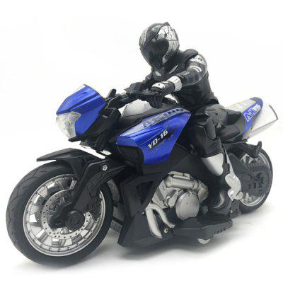 Yuandi 2.4G 1/10 RC Motorcycle