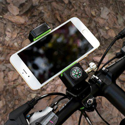 Refurbished Multifunctional Bike Phone Mount Holder
