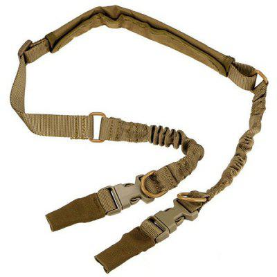 Military Belt Tactical Strap Rifle Sling Outdoor Gun Accessories