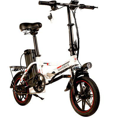 Samebike XMZ1214 10Ah Battery Smart Folding Electric Bike Image