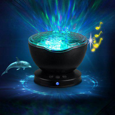 Multifunction Color Changing Night Light