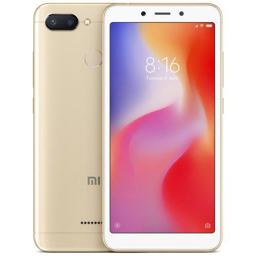 Xiaomi Redmi 6 4G Smartphone Global Version