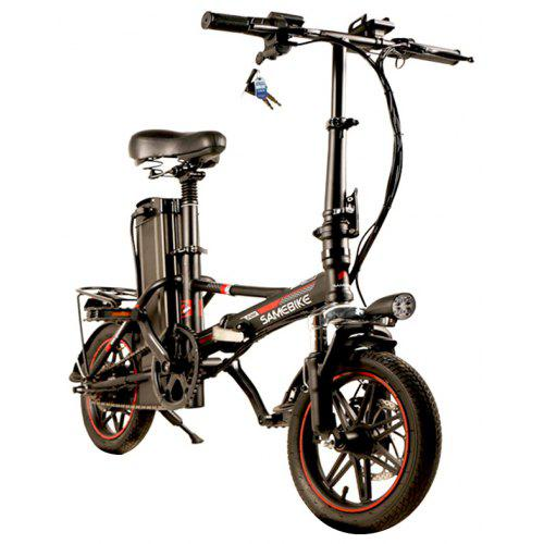 Samebike XMZ1214 Outdoor 15Ah Battery Smart Folding Electric Bike