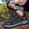 Men's Fashion Outdoor Hiking Shoes - BLACK