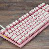 Motospeed K82 USB Wired Mechanical Keyboard 87 Keys - PINK
