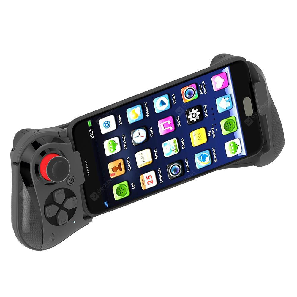 MOCUTE 058 Bluetooth Gamepad Universal Game Controller Mobile Joystick - BLACK