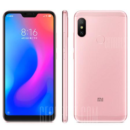 Xiaomi Redmi Note 6 Pro 4G Phablet Global Version