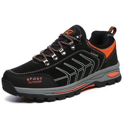 Fashion Durable Comfortable Leisure Anti-shock Hiking Shoes