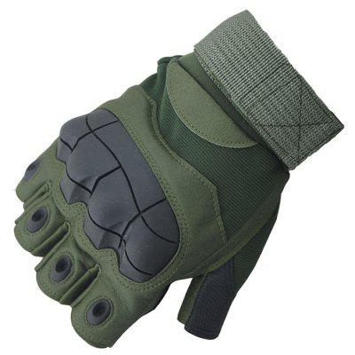 Pair of Half-finger Anti-slip Cycling Gloves for Cycling