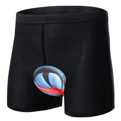 TOPTETN 3D Quick Dry Breathable Cycling Underpants