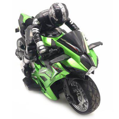 Yuandi 2.4G 1/10 High Speed RC Motorcycle Toy