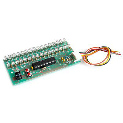 LED Light Level Indicator Display Dual Channel Module