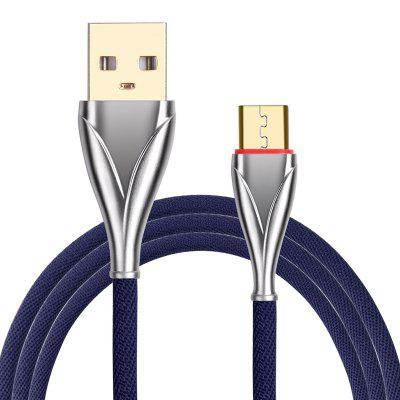 Micro USB Charge Sync Datakabel 3A 1M