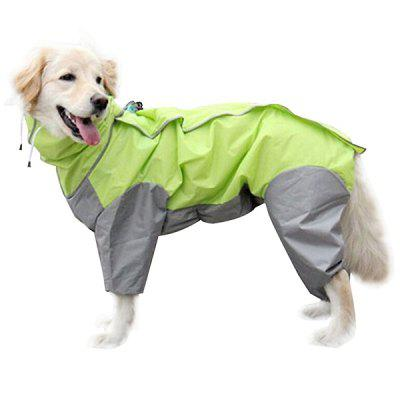 Waterproof Dog Raincoat / Bodysuit Clothes for Pet